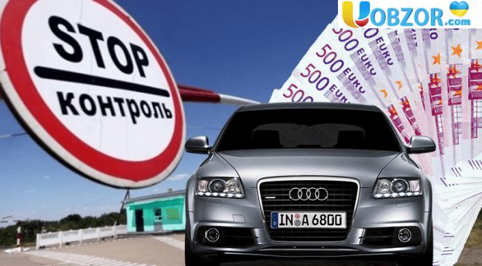 """""""Евробляхы"""" и электромобили взбодрили авто-жизнь в Украине"""