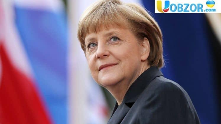 Ангела Меркель здивувала принципами Марію Захарову