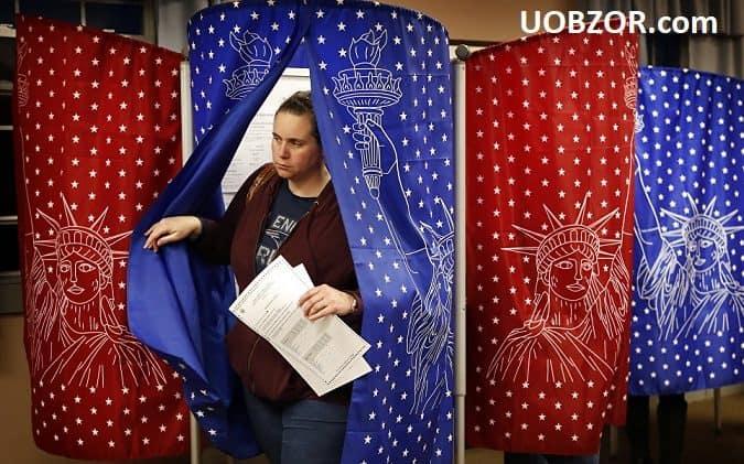 """Трамп назвав попередні підсумки виборів в конгрес """"приголомшливим успіхом"""""""