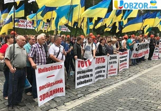 Українці замерзають, а чиновники перекладають відповідальність один на одного