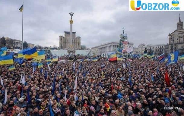 П'ять років тому на Україні почалися протести, які переросли в євромайдан