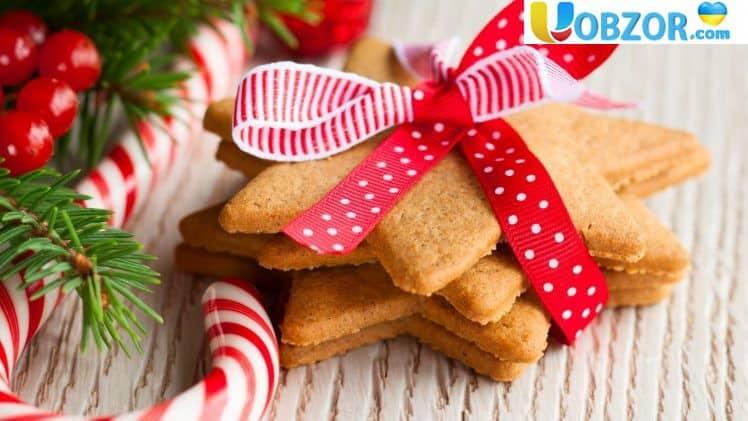 5 рецептів смачного печива на Новий рік 2019