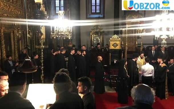 Константинополь не зміг призначити дату об'єднавчого собору в Україні