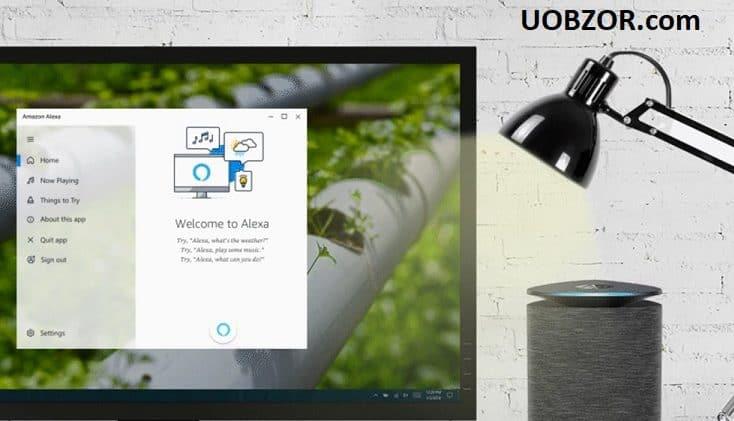 Голосовий помічник Amazon дістався до Windows 10