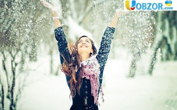 Яка погода нас очікує в грудні? Теплий Новий рік