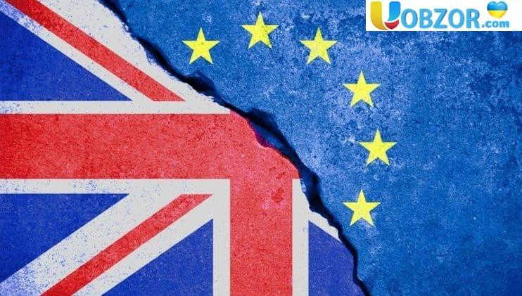 """Влада Німеччини і Франції заявили про можливість """"жорсткого"""" виходу Великобританії з ЄС"""