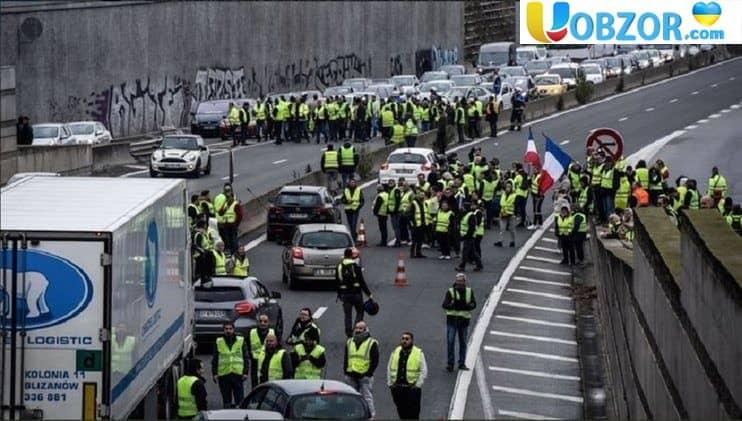 Влада Франції не має наміру відмовитися від підвищення акцизів на паливо