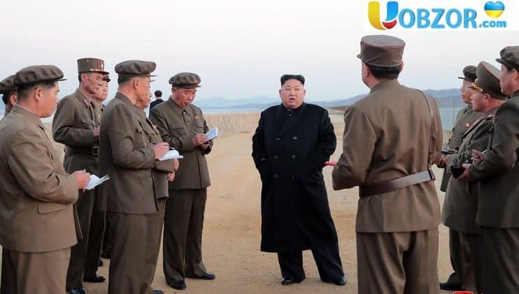 Північна Корея провела випробування тактичної зброї