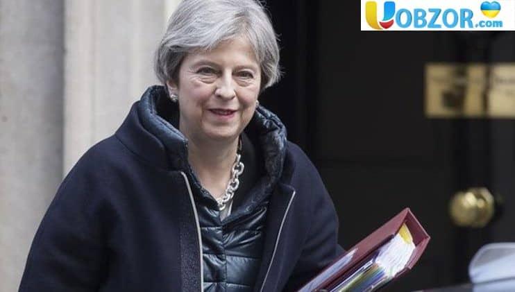 Мей пообіцяла британським бізнесменам досягти гарної угоди по Brexit
