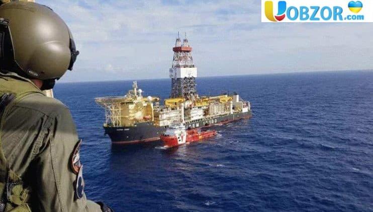 30 жовтня Туреччина оголосила про швидкий початок буріння нафтових і газових свердловин в Східному Середземномор'ї.