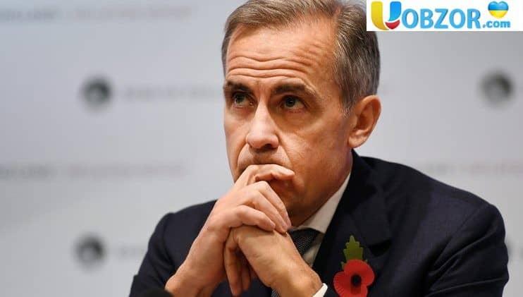 Глава Банку Англії Карні підтримав угоду Мей по Brexi