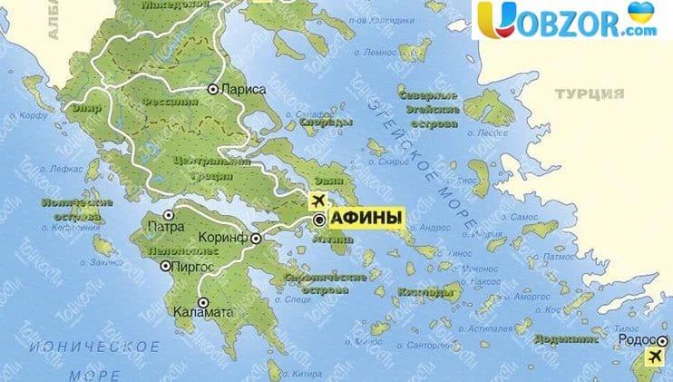 """Греція зацікавлена в продовженні газопроводу """"Турецький потік"""" до своєї території"""