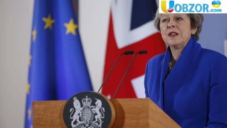 Проходження угоди Мей по Brexit через парламент залишається під питанням