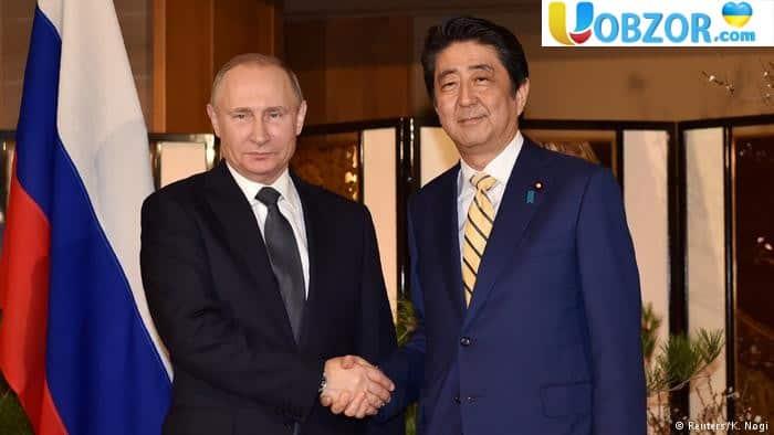 Японія понадіялась на довіру Росії