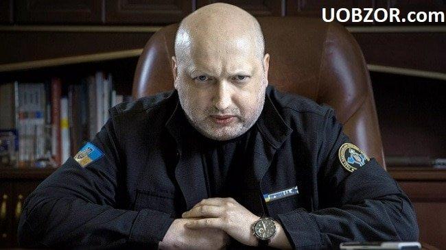 Турчинов заявив, що вичислить всіх учасників виборів на Донбасі