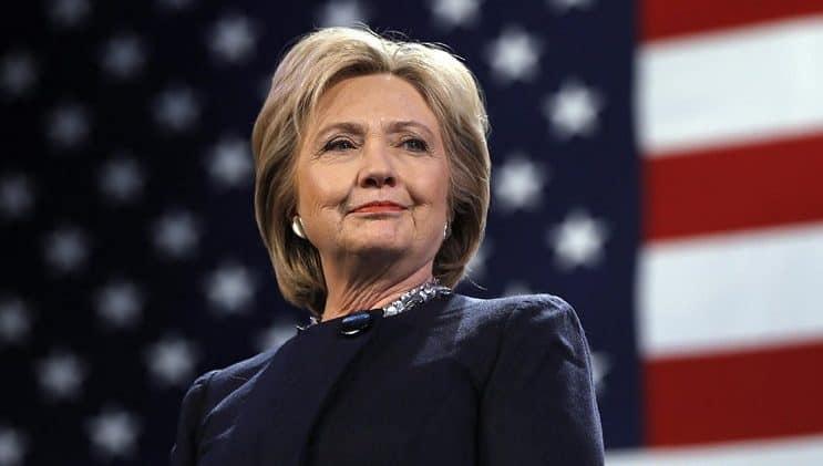 Хиллари Клинтон хочет быть президентом