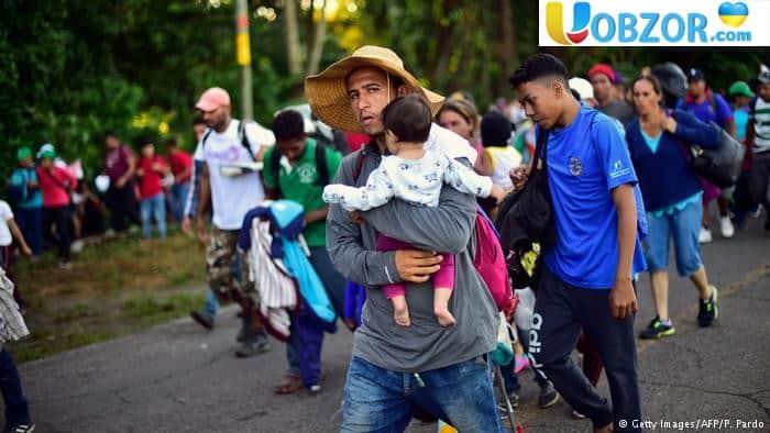 Дональд Трамп не хоче чути прохань мігрантів