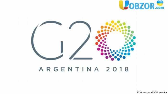 Саміт G20 в Буенос-Айресі