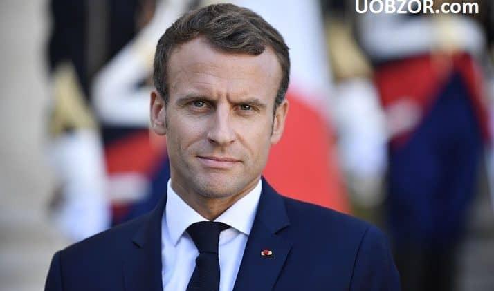 У Франції затримано шість осіб, які готували замах на Еммануеля Макрона