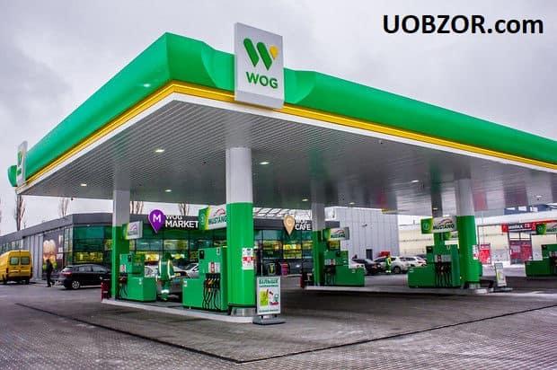 Украинский бензин и дизель стали дешевле