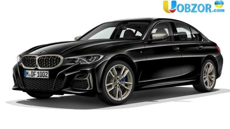 BMW ПОКАЗАЛА НАЙБІЛЬШИЙ ПОТУЖНИЙ СЕДАН 3 СЕРІЇ G20