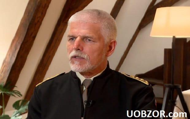 Не доверяйте строительство ядерных блоков русским - чешский генерал Петр Павел
