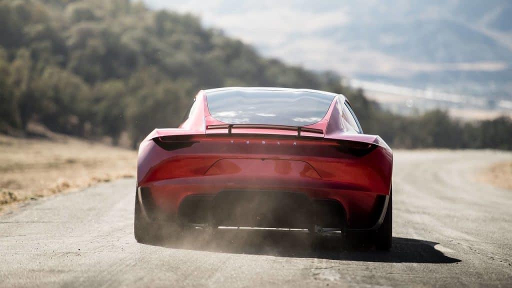 TESLA ROADSTER стане швидшим спорткар у світі