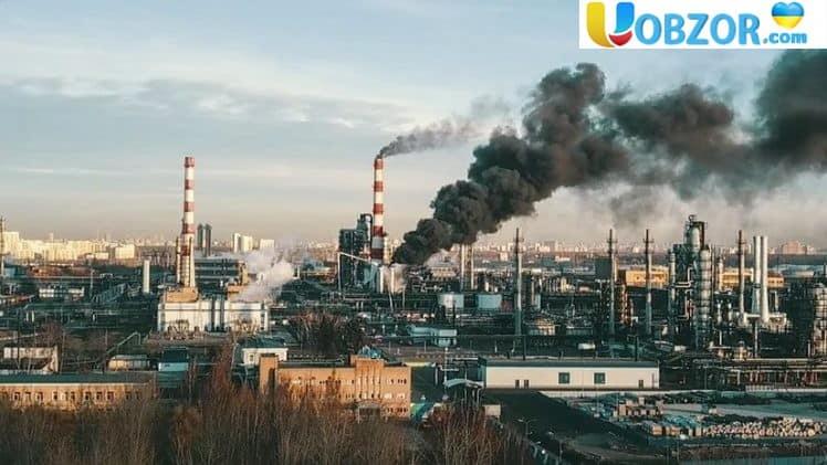 Названа причина пожежі на НПЗ в Капотні. Загоряння ліквідовано
