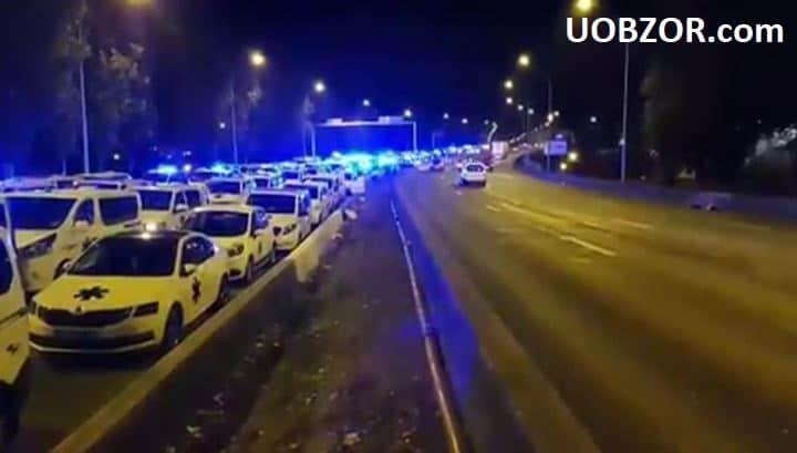 У Парижі страйкують співробітники швидкої допомоги