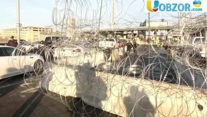 З мексиканського кордону приберуть 6 тисяч американських військових
