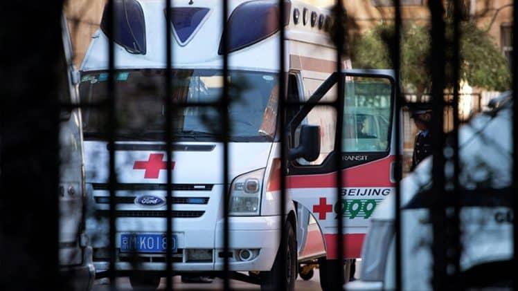 Жуткая авария в Китае - 14 погибших и десятки раненых