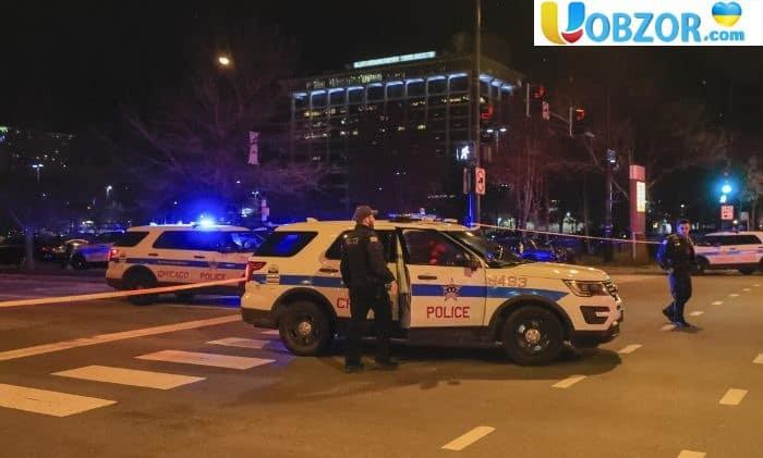 В результаті стрілянини в лікарні Чикаго загинуло 4 людини