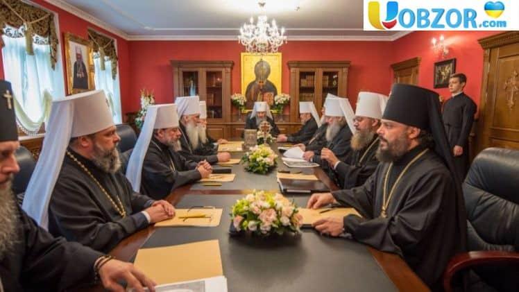 Зустріч Порошенка з єпископами УПЦ в Лаврі зірвана