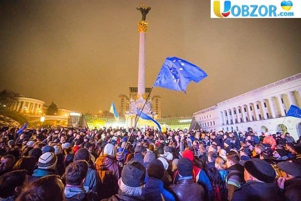 Річницю євромайдан Київ відзначить конкурсом дітей-снайперів
