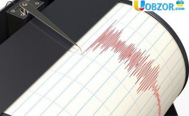 Землетрус магнітудою 5,0 зафіксовано в Японії