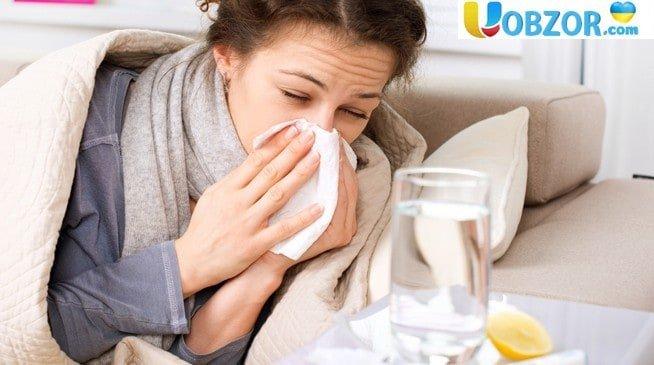 Україну атакує грип