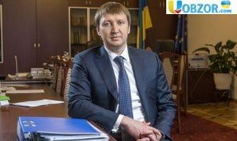 Парламент снял с должности министра аграрной политики Тараса Кутового