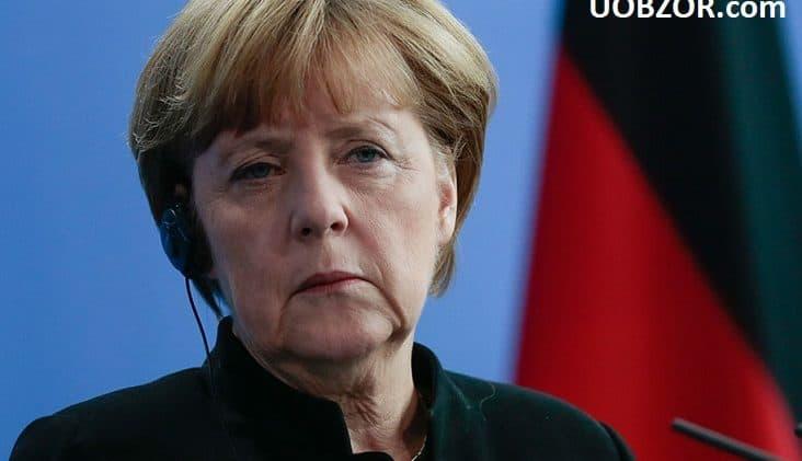 Ангела Меркель пообещала Украине поддержку