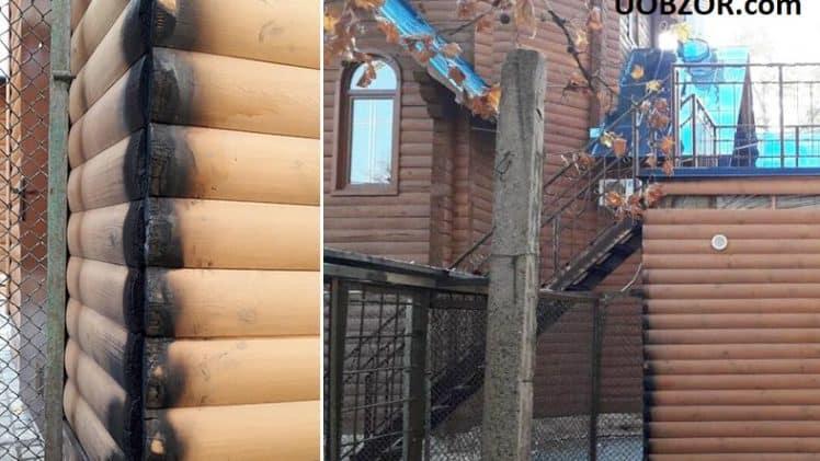 В Одесі намагалися спалити храм ікони Божої Матері