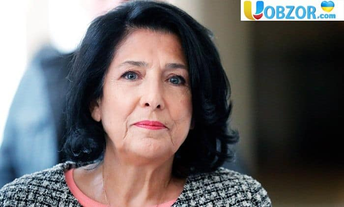 Саломе Зурабішвілі отримала перемогу на виборах, що пройшли в Грузії