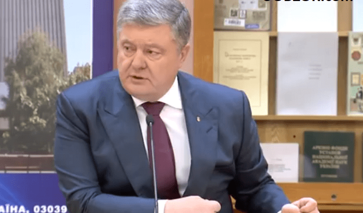 Катерина Гандзюк не померла, її було вбито - Петро Порошенко