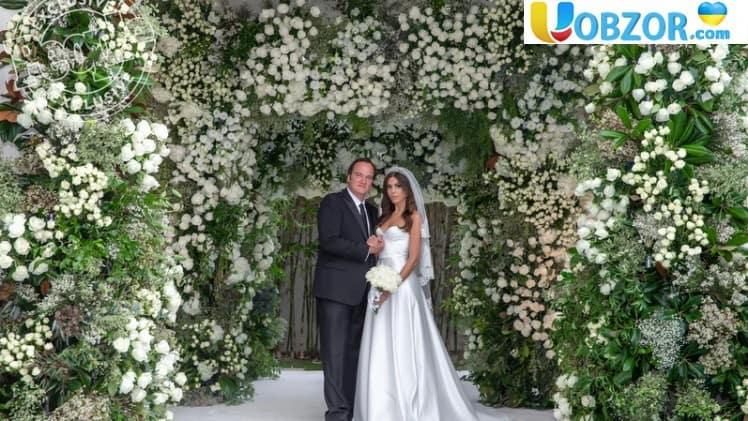 Шлюб все-таки переміг кіно: Тарантіно вперше одружився в 55 років