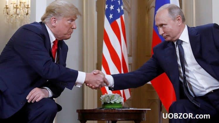 У Кремлі розповіли про майбутній зустрічі Путіна і Трампа