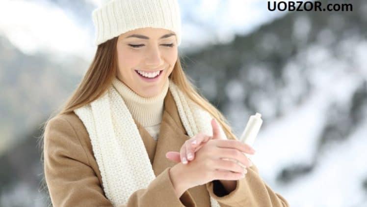 Як доглядати за шкірою в осінньо-зимовий період