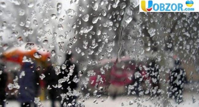 Українці очікують погіршення погодних умов