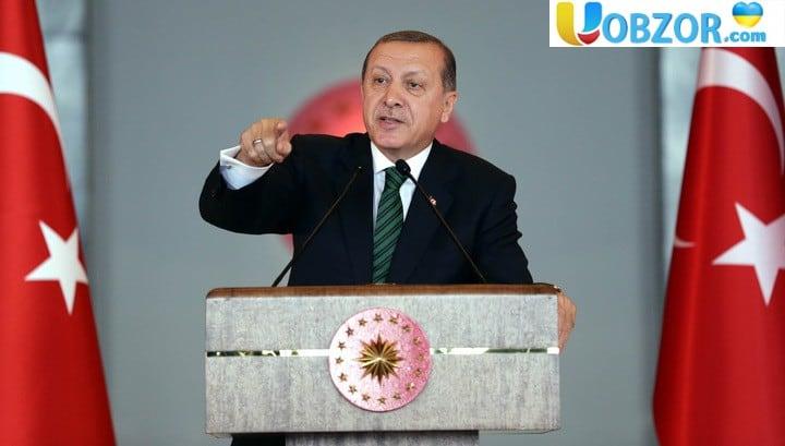 Ердоган: офіцер саудівської розвідки був у шоці від запису вбивства Хашоггі