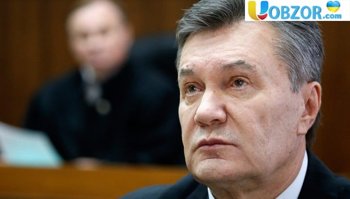 Віктор Янукович госпіталізований в Москві з травмою хребта