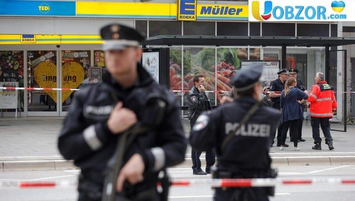 У Гамбурзі вандали напали на будинок віце-канцлера ФРН