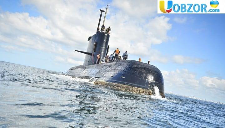 Підводний човен San Juan знайдено, озвучені версії його гибелі