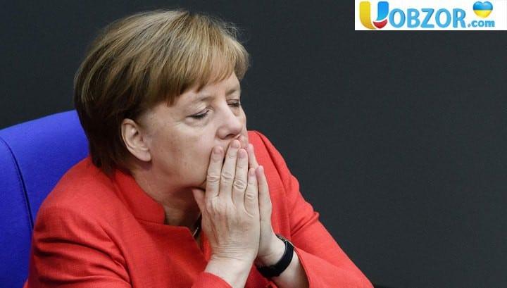Стало відомо чому літак Ангели Меркель приземлився в Кельні
